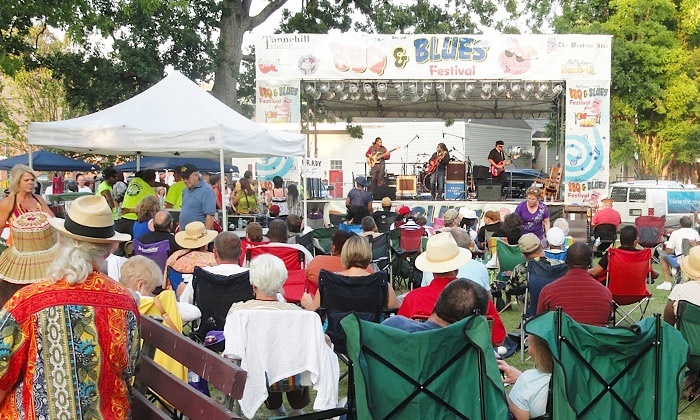 Bob Sykes BBQ & Blues Festival - DeBardeleben Park in Downtown Historic Besemer: Bob Sykes BBQ & Blues Festival for Two or Four with Bottles of Barbecue Sauce on Saturday, May 31 (Up to $32 Off)
