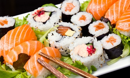 Sushi and Japanese Cuisine for Two or Four at Wasabi Sushi (50% Off)