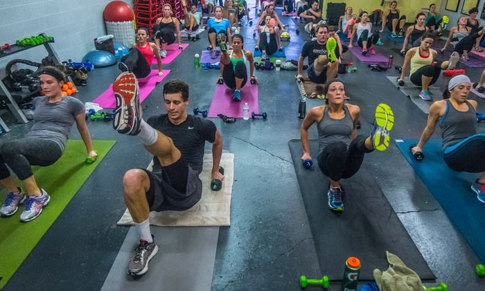 S.O.S. - System of Strength - Dublin: 5 or 10 Fitness Classes at System of Strength (Up to 58% Off)