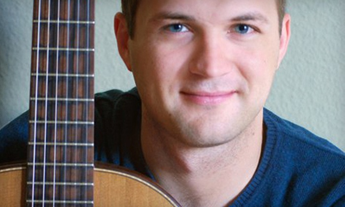 Massry Center for the Arts - Massry Center for the Arts: Concert with Classical Guitarist Vladimir Gorbach or Piano Duo at Massry Center for the Arts (Up to 51% Off)