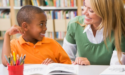$151 for $275  RVA Reading Rainbow (Summer Reading Program) at Dimensions Academic Performance Center