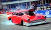 ADRL Dragstock IX - Charlotte Motor Speedway: One or Two Days at ADRL Dragstock IX Racing Event for Two in Concord on August 3–4 (Up to Half Off)
