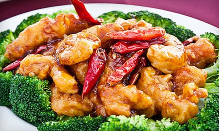 Mandarin Restaurant - Northwest Novato: $10 for $20 Worth of Chinese Food at Mandarin Restaurant