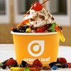 Up to 40% Off Frozen Yogurt at Orange Leaf