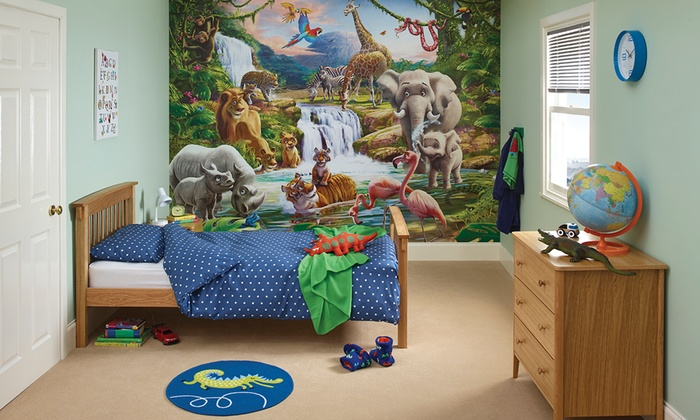 Dulux Kids\' Bedroom in a Box | Groupon Goods