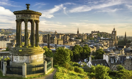 ✈ Edinburgh: Up to 4 Nights at Tune Hotel Haymarket with Return Dublin Flights*