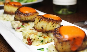 Incontro Restaurant & Lounge: $32 for $50 Worth of Fine Italian Cuisine at Incontro Restaurant & Lounge