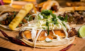 Mago Grill & Cantina: Mexican Food on Sunday–Thursday or Anytime at Mago Grill & Cantina (Up to 43% Off). Three Locations Available.
