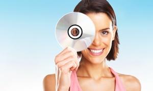 DDE Dialog: Digitalisierung von altem Filmmaterial auf 1, 3 oder 5 DVDs bei DDE Dialog ab 10 € (bis zu 70% sparen*)