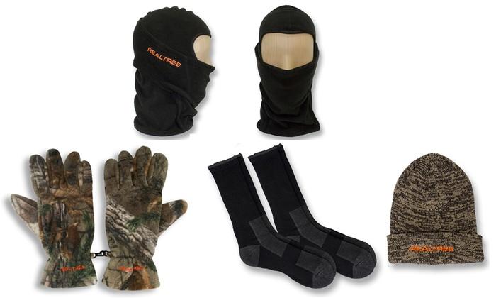 Realtree Men's Winter Accessories