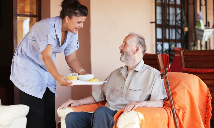 Right Accord Private Duty Home Healthcare - Tampa Bay Area: One or Two Two-Hour Caregiver Sessions from Right Accord Private Duty Home Healthcare (Up to 50% Off)