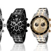 Men's Invicta II Chronograph Watch