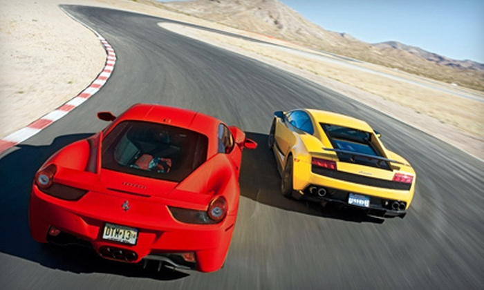 Xtreme Xperience - Talladega Grand Prix Raceway: Three Laps in One or Two Luxury Cars on March 21–24 from Xtreme Xperience (Up to 68% Off)