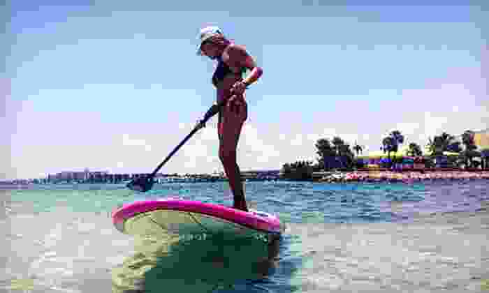 Jupiter Pointe Paddling - Port Salerno-Hobe Sound: $15 for a Two-Hour Single Paddleboard or Kayak Rental at Jupiter Pointe Paddling ($30 Value)