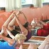 Up to 82% Off at Bikram Yoga White Rock