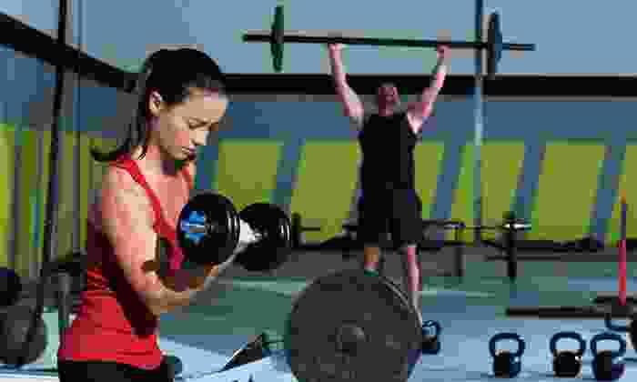 CrossFit South Lamar - Zilker: $62 for a Two-Week CrossFit Training Program Followed by Two-Week Gym Membership at CrossFit South Lamar ($125 Value)