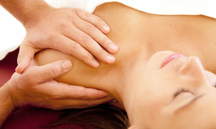 Chiropractic Packages from Dr. Jeffrey Soley (Up to 81% Off). Two Options Available.