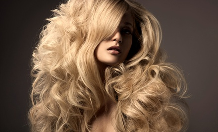 One or Three Hair Washes and Blowouts at Blowout (Up to 64% Off)