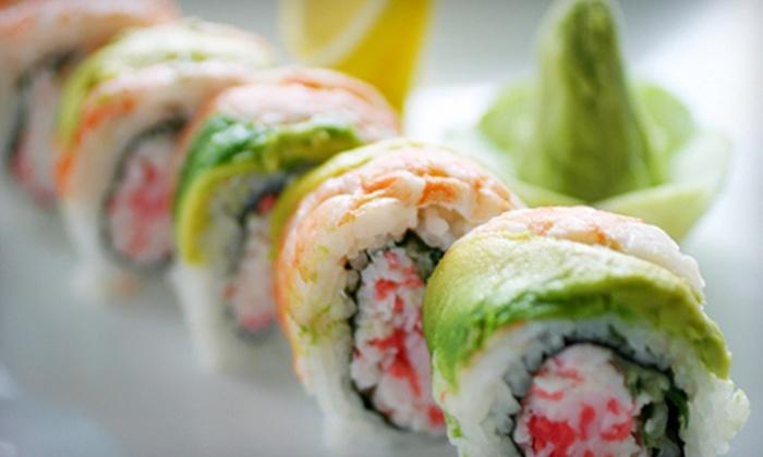 Buffet Palace - Killeen: $20 Worth of Asian Buffet Cuisine