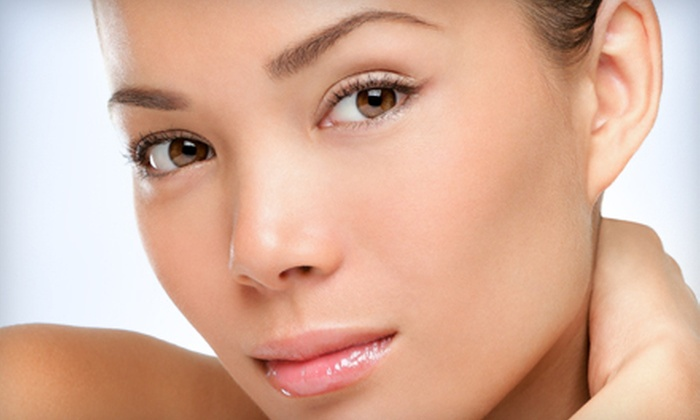 The OC Center for Facial Plastic Surgery - Irvine Medical and Science Complex: Laser Eye Lift for the Upper or Lower Lids or Both at The OC Center for Facial Plastic Surgery (Up to 53% Off)