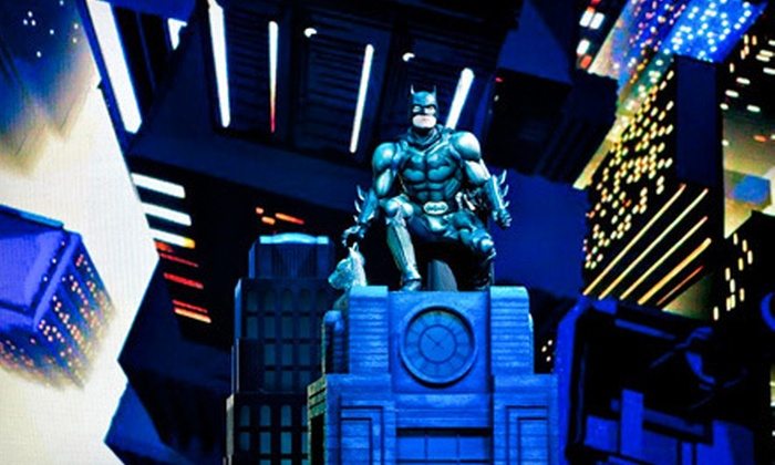"""Batman Live"" - American Airlines Center: ""Batman Live"" at American Airlines Center on December 13–16 (Up to 46% Off). Six Showtimes Available."