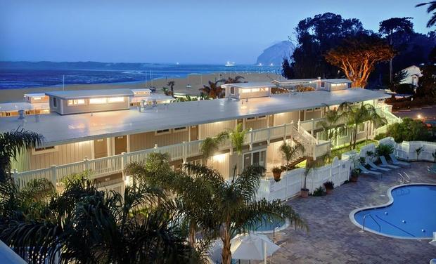 Inn at Morro Bay - Morro Bay, CA: Stay at Inn at Morro Bay in Morro Bay, CA, with Dates into January