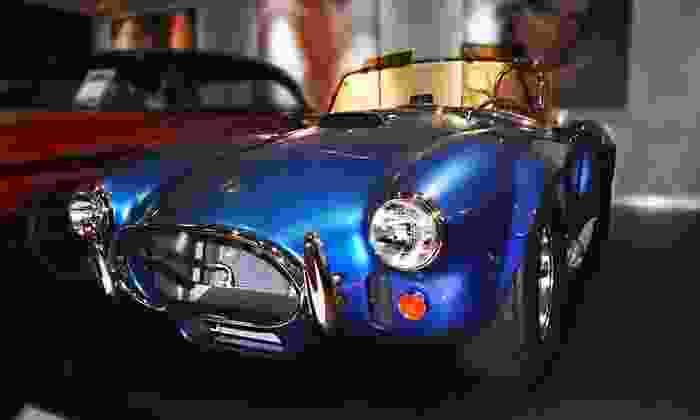 Las Vegas Car Museum - Las Vegas: $10 for a Las Vegas Car Museum Visit for a Family of Four ($29.95 Value)