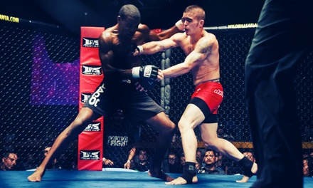 National Fighting Championships: Fight Night at Wild Bill's on Saturday, August 9, at 8 p.m. (Up to 39% Off)