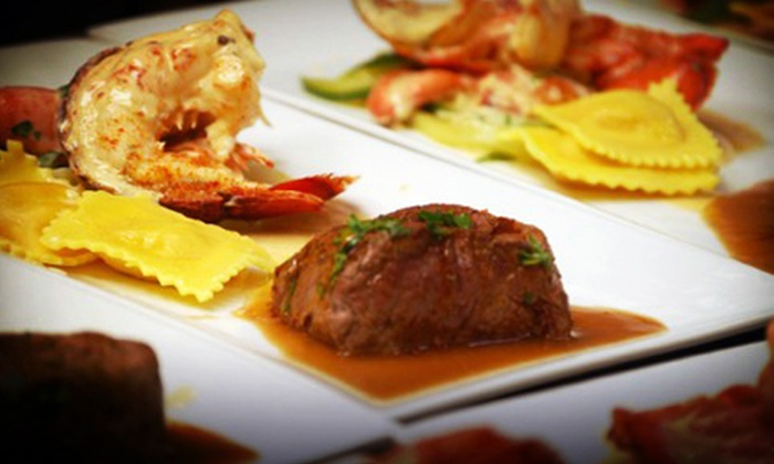 Piero's Corner - Multiple Locations: Prix Fixe Lunch for Two or Four or Italian Cuisine at Piero's Corner (Up to 67% Off). Four Options Available.