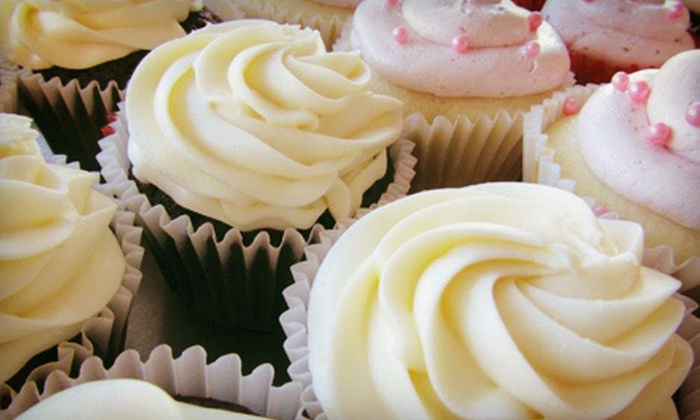 Udder Delights - Val Vista Towne Center: $5 Worth of Ice Cream, Cupcakes, and Cake