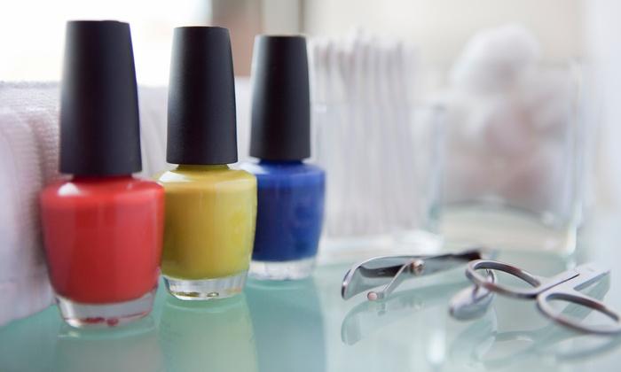 Angel Tips Nail & Spa - Hauppauge: Nail Services and Facials at Angel Tips Nail & Spa (Up to 49% Off). Three Options Available.