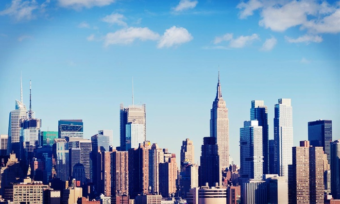 Great New York Tours - Multiple Locations: Culinary Walking Tour for One, Two, or Four. Five Tours Available.