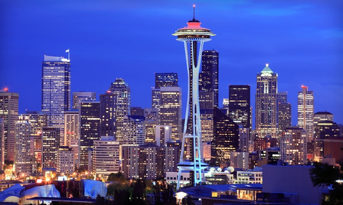 null - Vancouver: Stay at Homewood Suites by Hilton Seattle-Conv Ctr-Pike Street. Dates Available Through June.