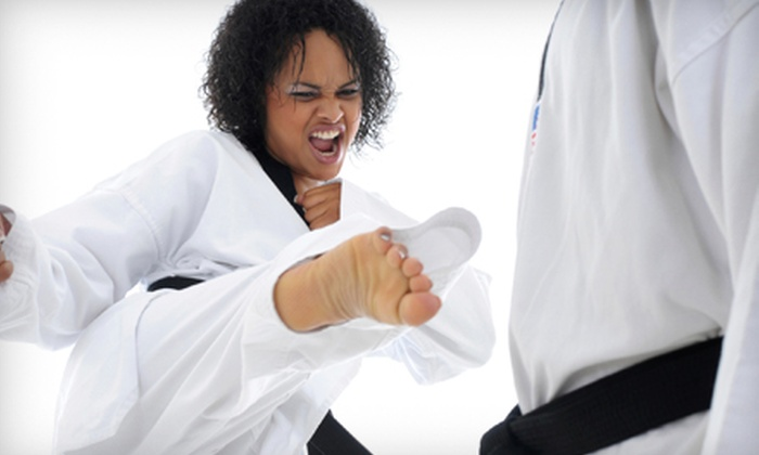 All Star Martial Arts - Alexandria: $45 for $99 Worth of Martial-Arts Lessons at All Star Martial Arts