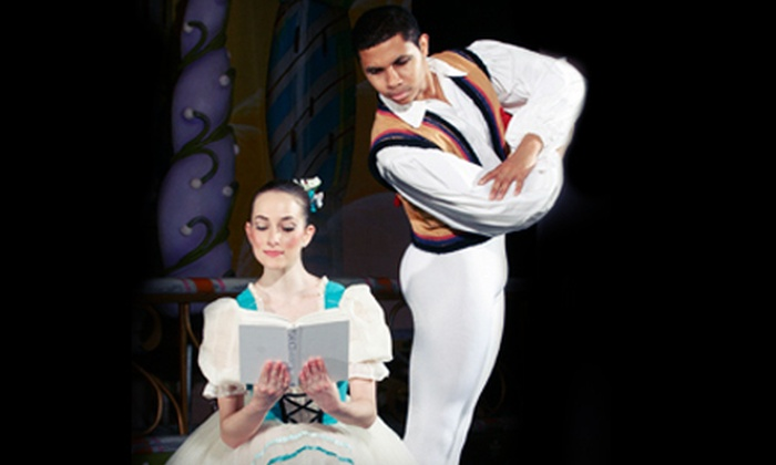 """""""Coppélia"""" - Clowes Memorial Hall: $32 for Ballet Performance of """"Coppélia"""" for Two at Clowes Memorial Hall on April 20, 21, or 22 (Up to $80.60 Value)"""