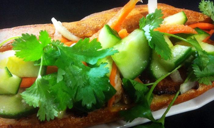 Lemongrass - Brunswick: $15 for $30 Worth of Vietnamese Food at Lemongrass