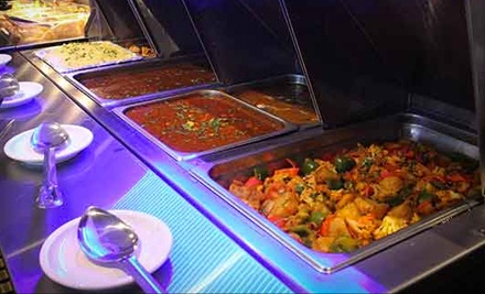 Indian and Canadian Food for Two or Four at Dhoom Restaurant & Lounge (Half Off)