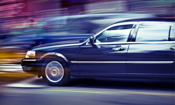 A Transporter Limo - Fremont: One-Way or Round-Trip Airport Sedan Service from A Transporter Limo (Up to 59% Off)