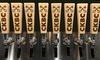 45% Off Beer Tasting at Cross Keys Brewing Co