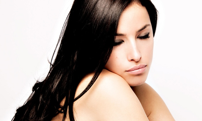 Anglez Salon - Sanford: One or Two Keratin Treatments at Anglez Salon (Up to 54% Off)