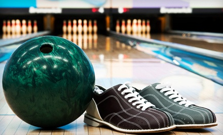 Bowling Package for Up to 4 - Emerald Lanes in Boise