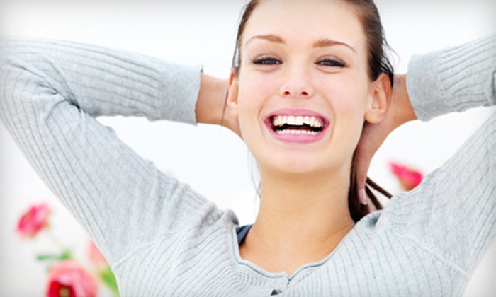 Solar Whitening New Orleans - Multiple Locations: One, Two, or Three In-Office Teeth-Whitening Treatments at Solar Whitening New Orleans (Up to 77% Off)