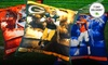 Bigshots NFL 27x27 Player Pillow: Bigshots NFL 27x27 Player Pillow. Multiple Players Available. Free Returns.