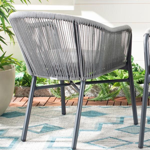 Stupendous Safavieh Outdoor Rope Chairs 2 Pack Download Free Architecture Designs Ferenbritishbridgeorg