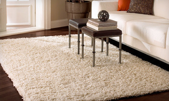 Bobo Shag Rugs: Bobo Shag Rug with Shipping Included (Up to 58% Off). Multiple Sizes and Colors Available.