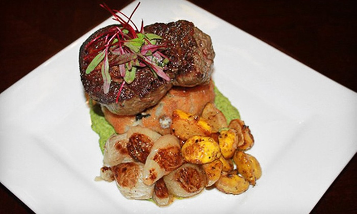 27 Fathoms - Port Orange: Upscale Cuisine at 27 Fathoms (Up to 52% Off). Two Options Available.