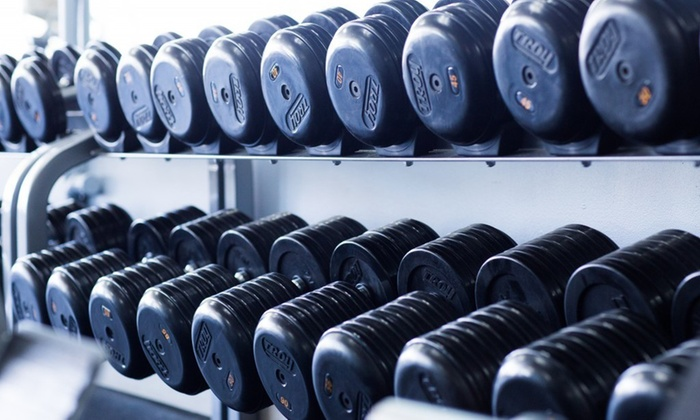 Evolution Fitness - Warwick: Two Personal Training Sessions at Evolution Fitness (50% Off)