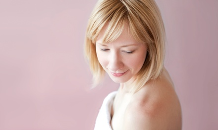 One or Three Pigmented-Lesion Laser Treatments at Moksha Spa and Wellness Center (Up to 61% Off)