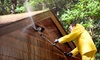 Eagle Pro-Wash: Up to 1,500 or 2,500 Square Feet of Pressure Washing for a House from Eagle Pro-Wash (Up to 60% Off)