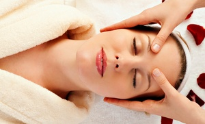 Kalologie-Orange County: 50-Minute Massage, Classic Facial, or Both at Kalologie (Up to 62% Off)